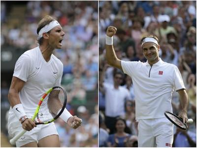 Rafael Nadal vs. Roger