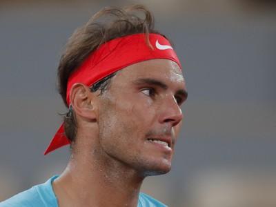Rafael Nadal vo finále Roland Garros