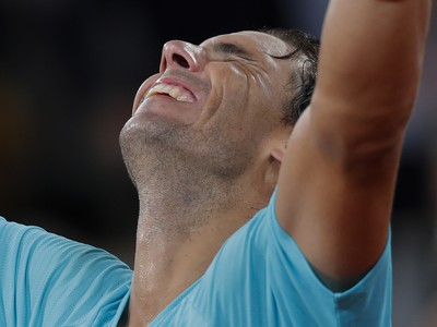 Rafael Nadal získal 20.