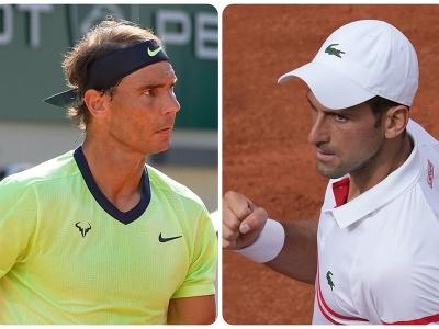 Rafael Nadal vs. Novak