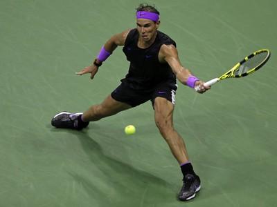 Rafael Nadal v štvrťfinálovom