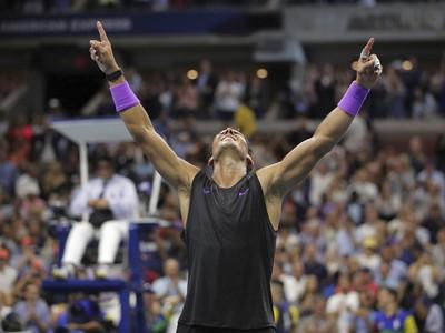 Rafael Nadal po premenení