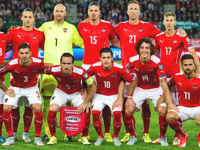 Rakúsko, Euro 2016