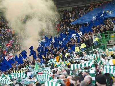 Fanúšikovia Celticu a Rangers