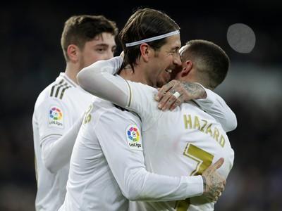 Sergio Ramos a Eden