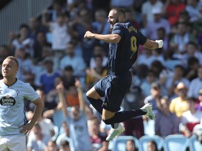 Karim Benzema sa raduje