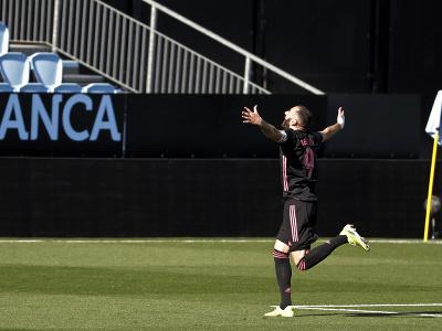 Karim Benzema hrdinom Realu
