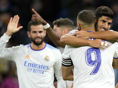 Karim Benzema a Marco