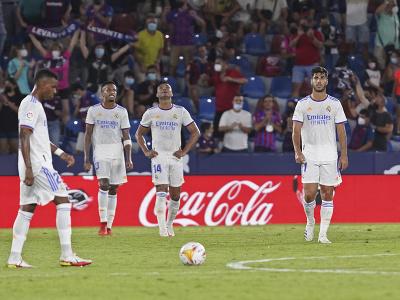 Sklamaní hráči Realu Madrid