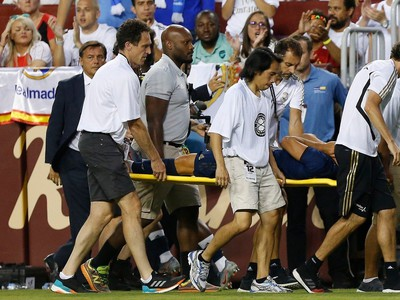 Marco Asensio utrpel zranenie kolena