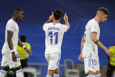 Marco Asensio sa blysol
