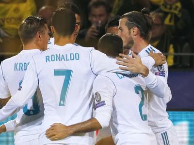 Radostné klbko Realu Madrid