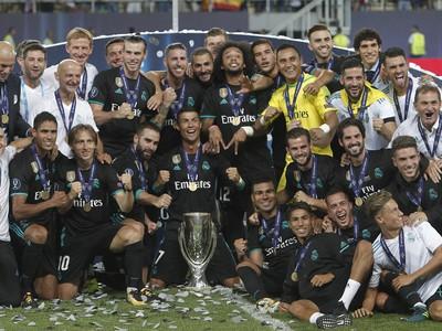 Hráči Realu Madrid s