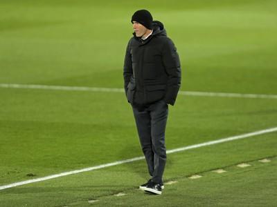 Tréner futbalistov Realu Madrid