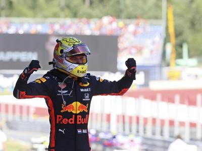 Holandský jazdec F1 Max