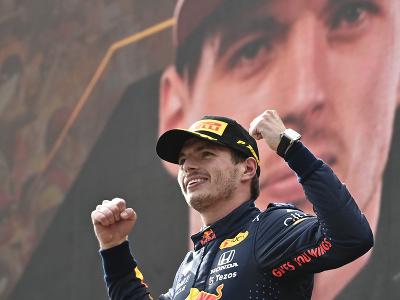 Líder šampionátu F1 Max