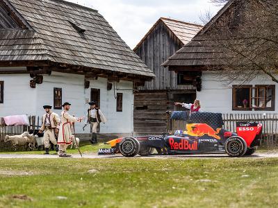 Monopost F1 bol na Slovensku