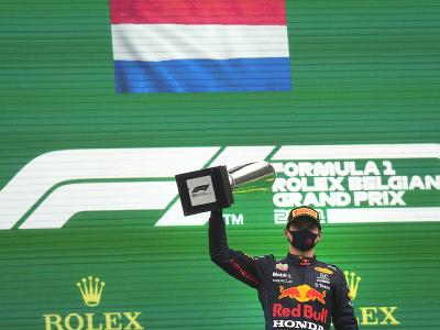 Holandský pilot F1 Max