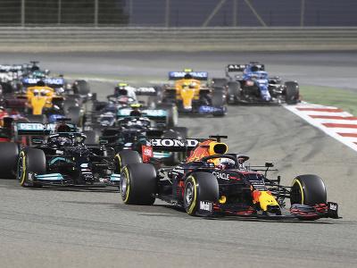 Pilot tímu Red Bull