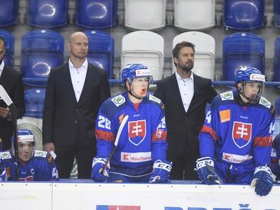 Róbert Petrovický na lavičke