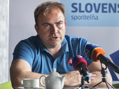 Na snímke predseda Sekcie divokých vôd (SDV) Slovenského zväzu kanoistiky na divokej vode Richard Galovič