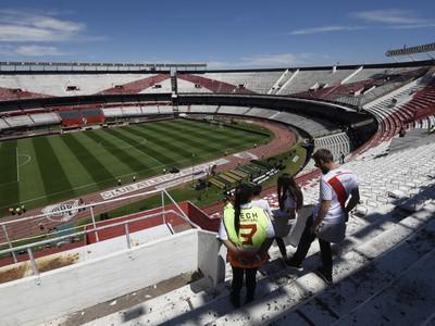 Štadión River Plate najväčšie