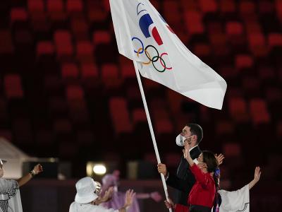 Športovci z Ruského olympijského