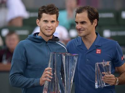 Rakúsky tenista Dominic Thiem zvíťazil vo finále dvojhry na turnaji ATP v Indian Wells.
