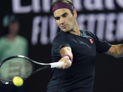 Precíznosť a genialita, to je Roger Federer