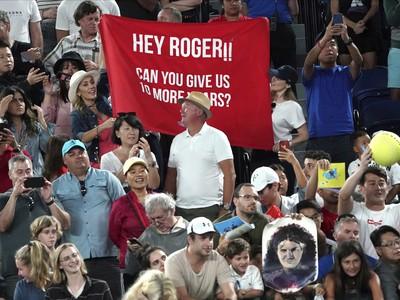 Roger, môžeš nám dať ešte 10 rokov?