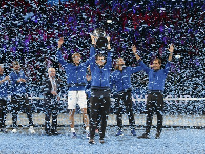 Dominic Thiem s víťaznou trofejou