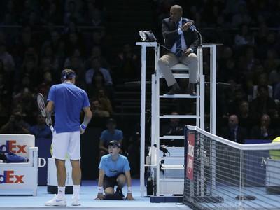 Roger Federer v diskusii