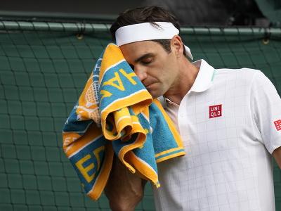 Roger Federer sa s