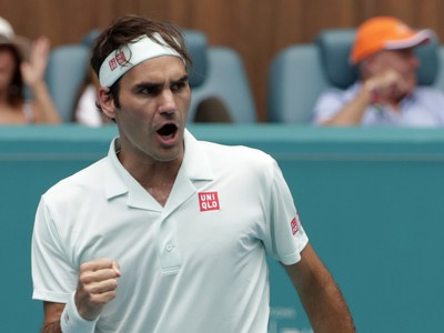 Švajčiarsky tenista Roger