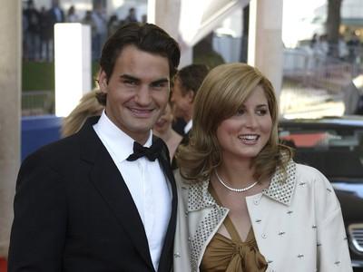 Roger Federer s Mirkou