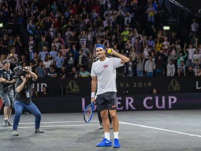 Roger Federer, azda najväčší športovec všetkých čias