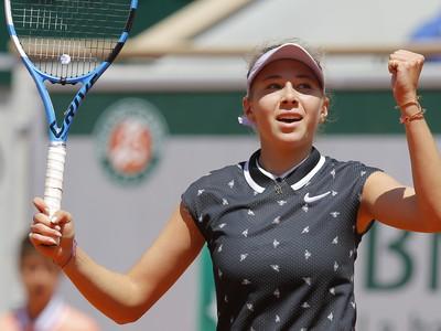 Americká tenistka Amanda Anisimová