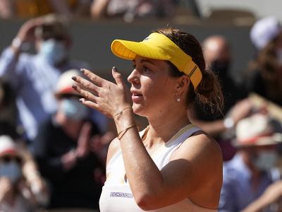 Ruská tenistka Anastasia Pavľučenkovová