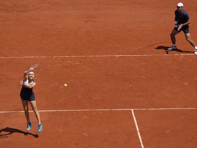 Jelena Vesninová a Aslan Karacev