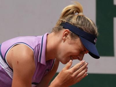 Česká tenistka Linda Nosková