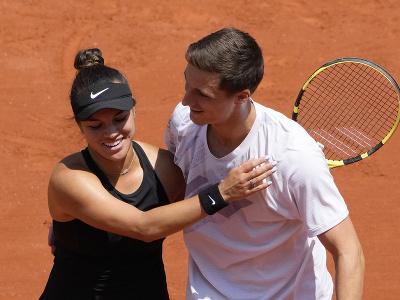 Joe Salisbury a Desirae Krawczyková víťazmi Roland Garros 2021