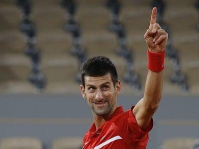 Novak Djokovič postúpil do finále Roland Garros