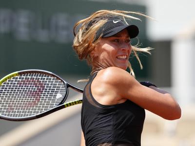 Španielska tenistka Paula Badosová