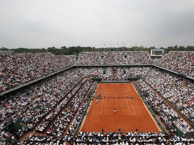 Antukový Grandslam Roland Garros