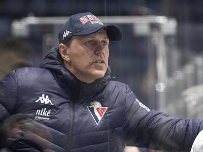 Tréner Slovana Bratislava Roman Stantien