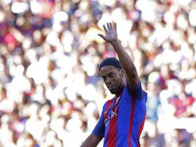 Ronaldinho sa v súboji