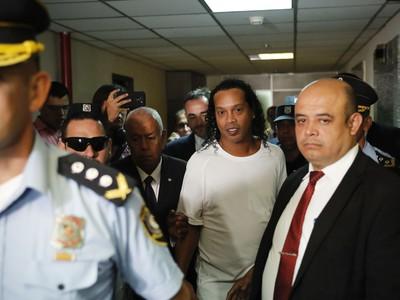 Bývalý futbalista Ronaldinho v