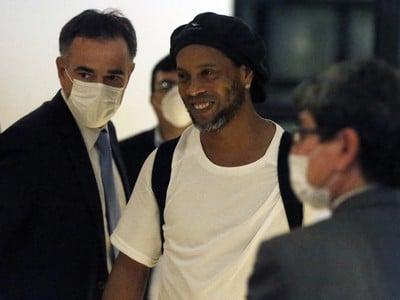 Ronaldinhovi nariadil súd domácu