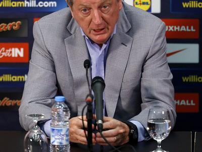 Roy Hodgson oznámil nomináciu