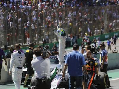 Felipe Massa sa rozlúčil